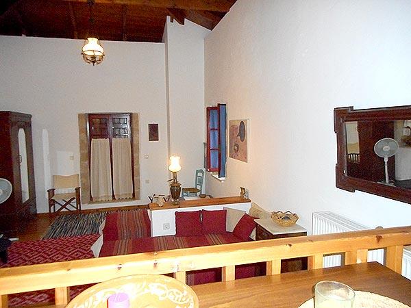 Bedroom. traditional house for rent. Agioklima Heraklion Crete