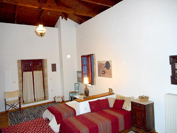 Two bed traditional accommodation. Rural tourism. central Crete Agios Myron