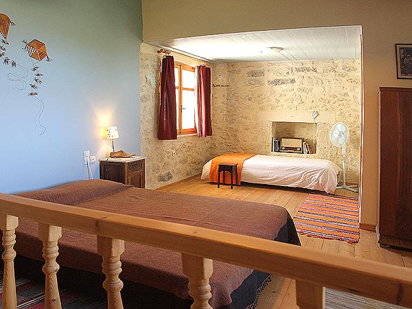 Three bed stone appartment. Agioklima traditional house. Heraklion Agios Myron