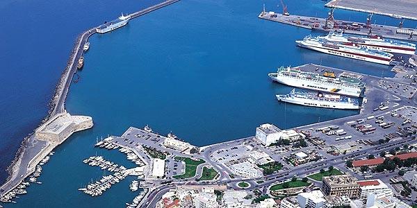 Ηράκλειο Κρήτης Λιμάνι Ενετικό λιμάνι μαρίνα