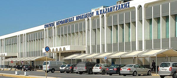 Heraklion-Crete International Airport